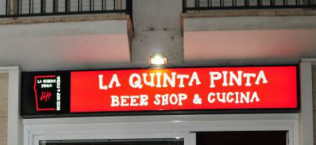 La Quinta Pinta - Caserta (CE)
