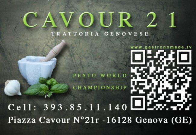 Cavour 21 - Genova (GE)