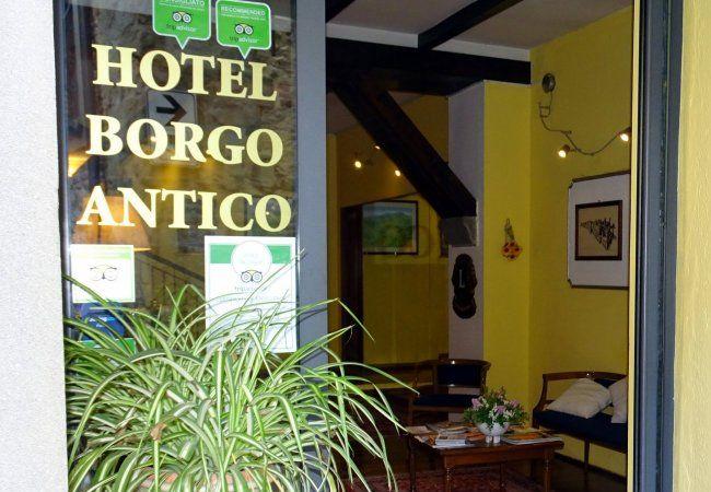 Borgo antico - Bibbiena (AR)