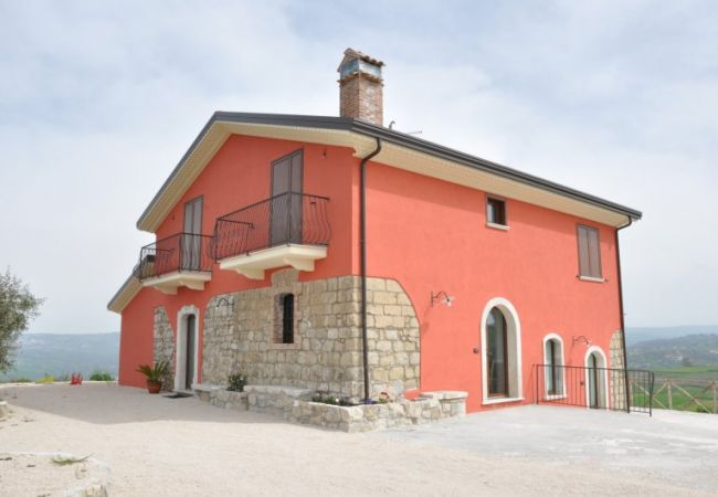 Agriturismo San Michele - Paternopoli (AV)